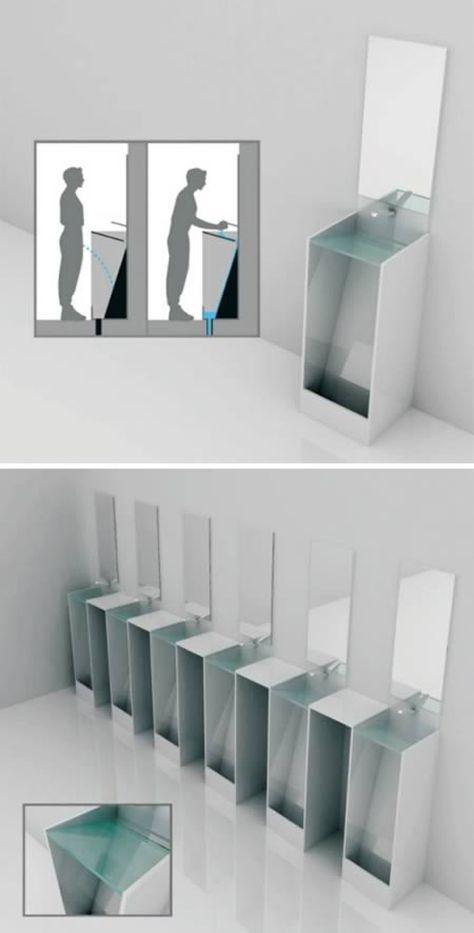 Invenções malucas para economizar água