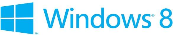 Microsoft reimagina el logo de Windows 8 y rompe con los últimos diseños.    El nuevo diseño tiene muchas similitudes con la primera versión de Windows.  Sustituye los cuatro colores tradicionales de la plataforma por uno solo, el azul.  Las típicas formas onduladas de la plataforma desaparecen por líneas rectas.