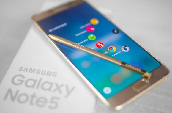 thay màn hình Samsung Note 5 chất lượng