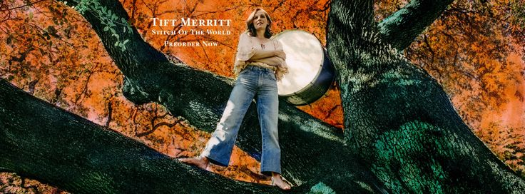 Tift+Merritt's+'Stitch+Of+The+World'+Set+For+Release+January+27+On+Yep+Roc+Records