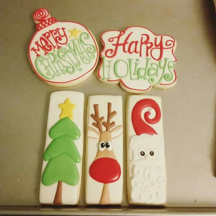 christmas cookies xmas 16 pinterest kekse kekse. Black Bedroom Furniture Sets. Home Design Ideas