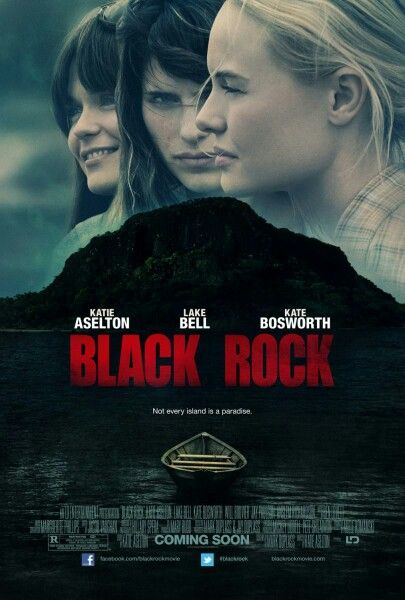 Black Rock (2012). Bizarre film, started off with promise, but then escalated out of control.