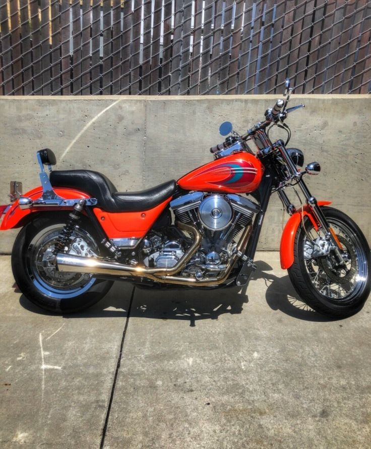 2000 HarleyDavidson FXR 2000 HarleyDavidson FXR4