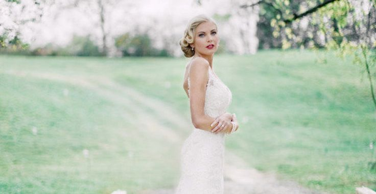 Tennessee Backyard Wedding from Leslee Mitchell