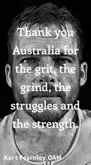 Kurt Fearnley OAM - I'll be seeing this inspirational man speak at the Australia Day Address on the 22nd of Jan