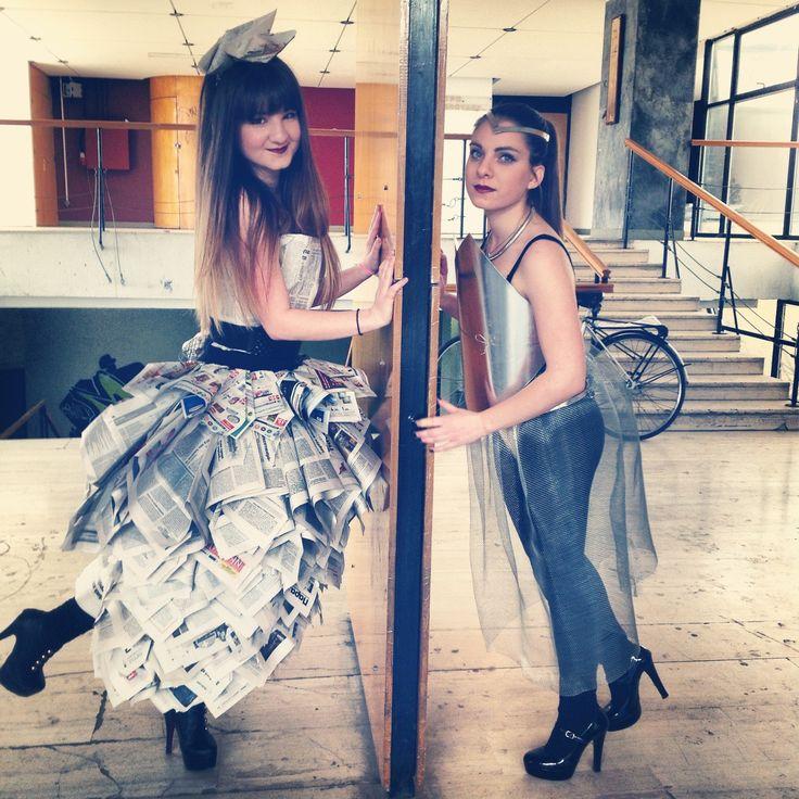 useless dresses project de_sign