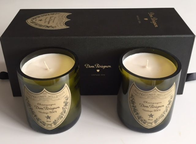CC DP Candle Gift Set / CHAMPAGNE CHARLIE london