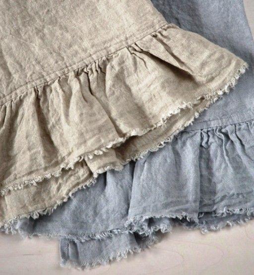 LINEN GUEST TOWELS | Pure Bathroom Linen