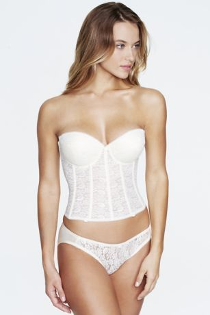 The 25 best low back corset ideas on pinterest wedding bra dominique push up brasselette style 7759 bridal accessorieswedding undergarmentsbridal junglespirit Image collections