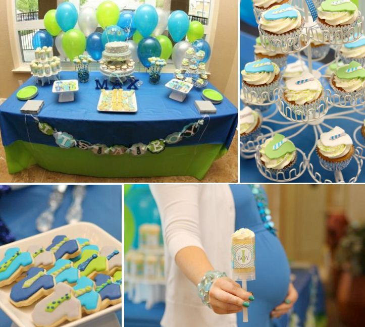 little gentleman baby shower blue baby baby shower baby shower ideas baby boy baby shower images