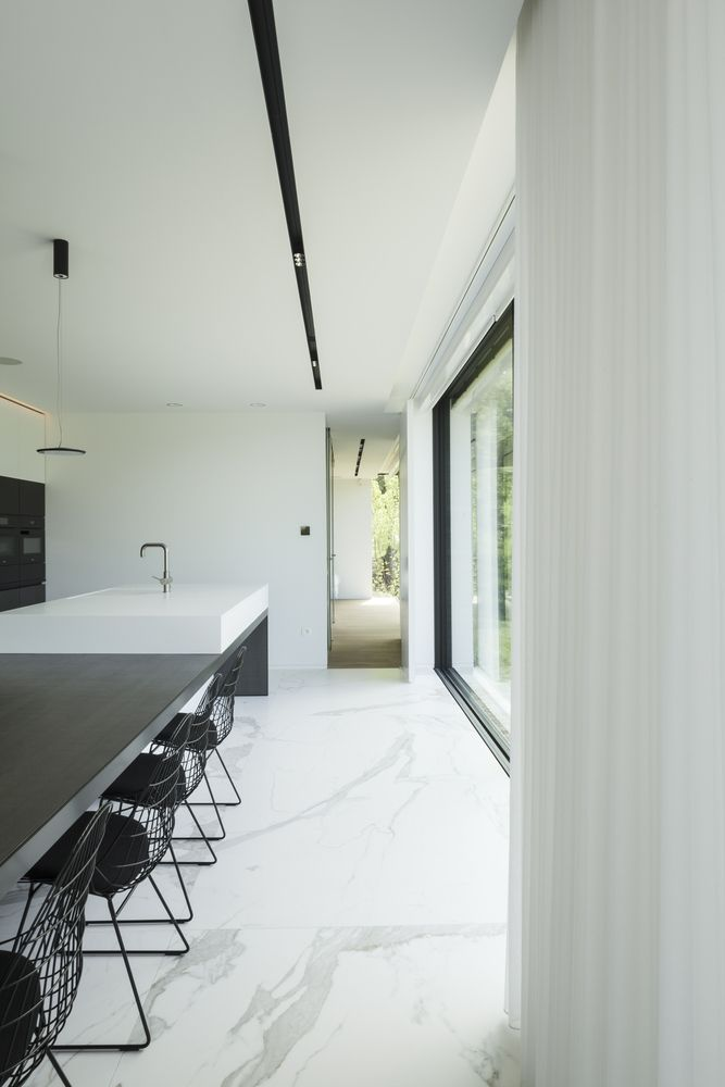 Gallery of H-Shaped House with Office / sam architects - 18
