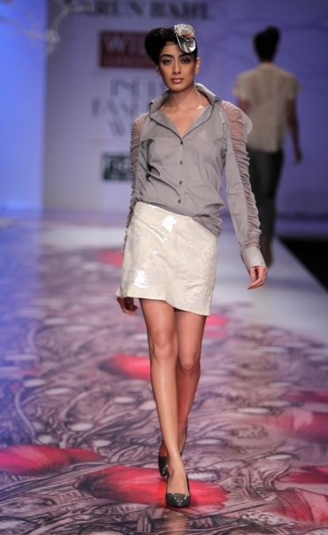 """Wills Lifestyle India Fashion Week SS 2010"" Day 3 by Varun Bahl #Fashion #WillsLifestyle"