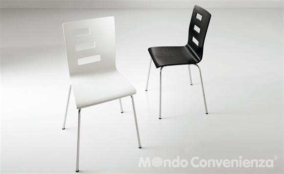 Mondo Convenienza - SEDIA Mod. Moderna - € 28 - da cucina