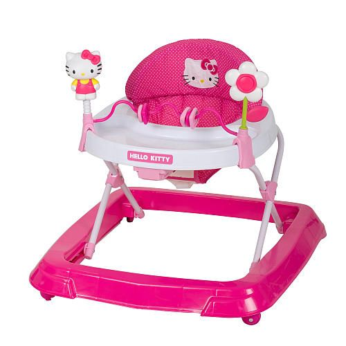 Baby Trend Walker - Hello Kitty