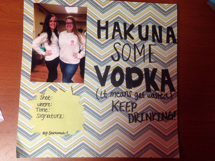 Shot book page! @Sydney Martin Barcelli I have plenty of pictures to use for this scrapbook page haha.