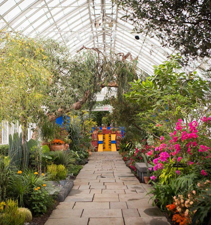 To Do: Frida Kahlo at the New York Botanical Garden   Tory Daily