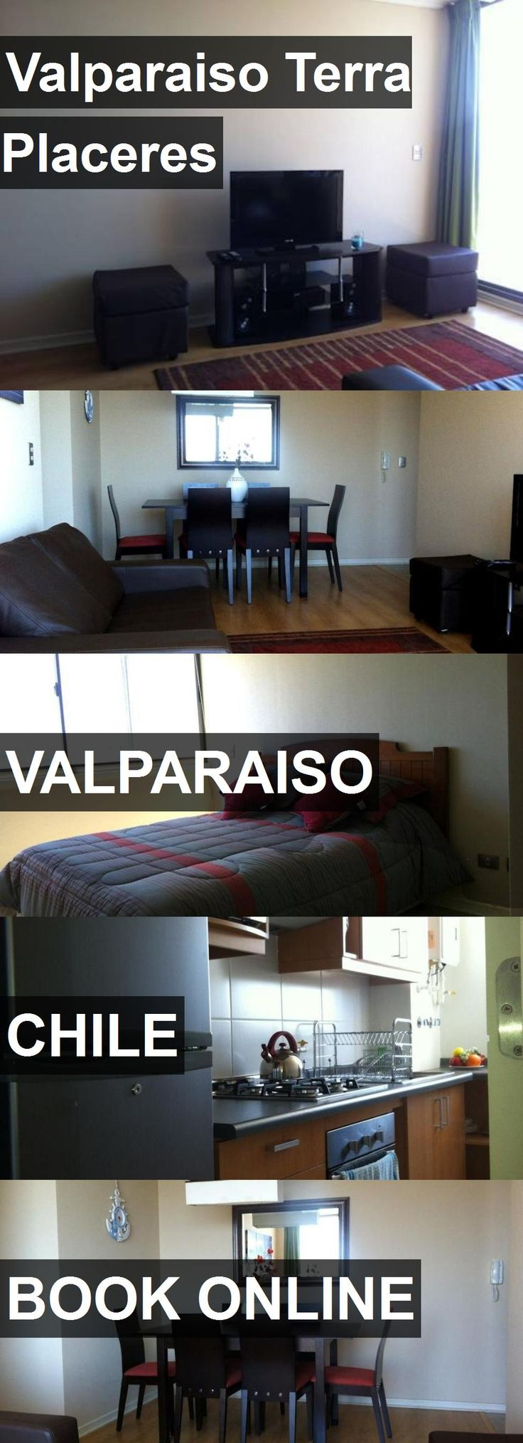 Hotel Valparaiso Terra Placeres in Valparaiso, Chile. For more information, photos, reviews and best prices please follow the link. #Chile #Valparaiso #travel #vacation #hotel