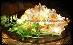 Слоеный рыбный салат Чудо-Мимоза.. Обсуждение на LiveInternet - Российский Сервис Онлайн-Дневников