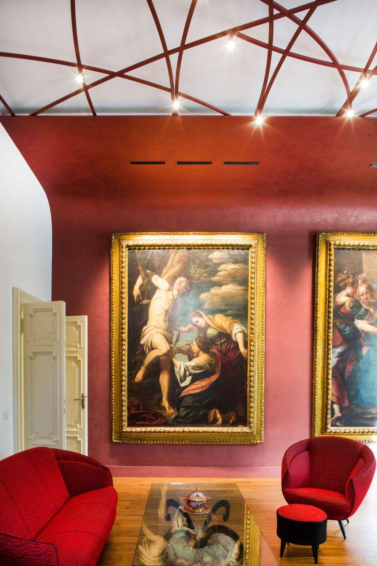 Cherubino Gambardella, Peppe Maisto · Casa in Corso Italia