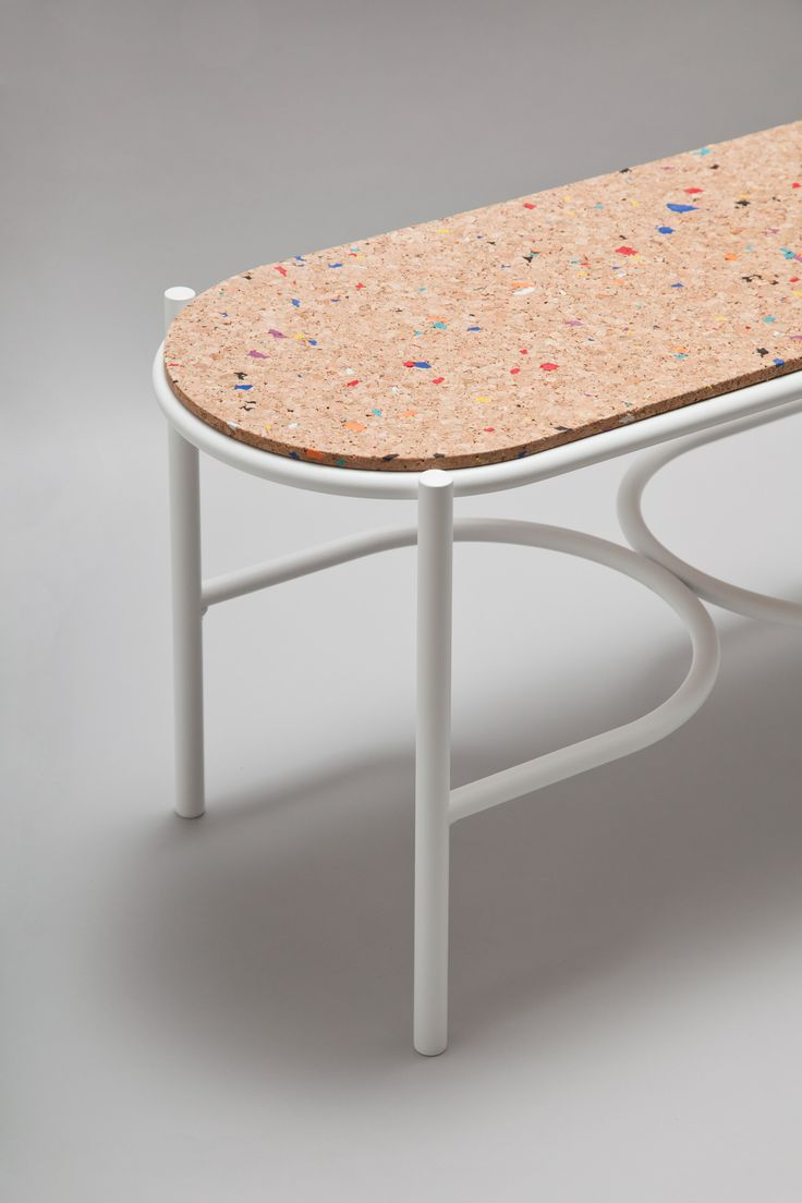 Notebook Bench by Maria Gustavsson for Swedish Ninja at Swedish Design Pavilion   Yellowtrace