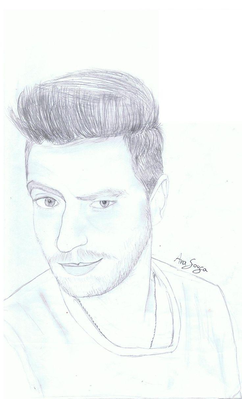 """Agora um desenho do Lucas Feuerschütte do canal do Youtube """" LubaTv"""" Espero que gostem ;)"""
