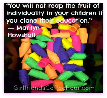 www.girlfriendscoffeehour.com What IS homeschooling, anyway? #homeschool