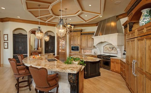 Best 31 Modern And Traditional Spanish Style Kitchen Designs 400 x 300