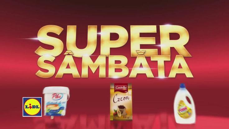 Super Sambata la Lidl • 25 Februarie 2017