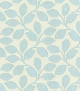 Iman Upholstery Fabric-Floral Muse Opal
