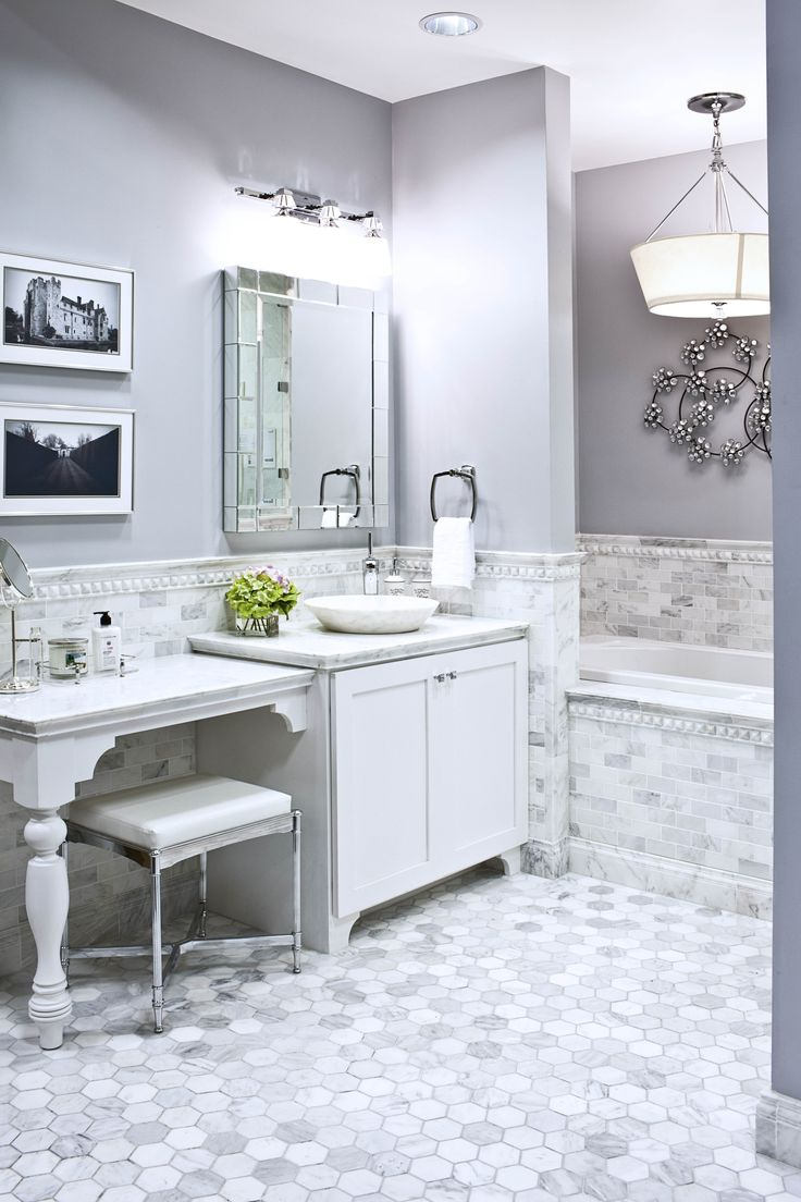 14 best Marble Tile Inspiration images on Pinterest | Bathrooms ...