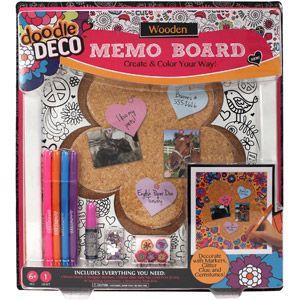 Doodle Deco Memo Board