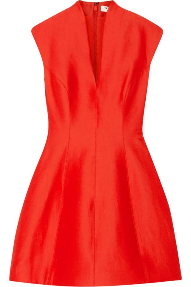 Red Holiday Dresses - The Best Red Party Dresses - Harper's BAZAAR