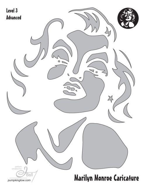 229 besten Pumpkin carving stencils Bilder auf Pinterest ...