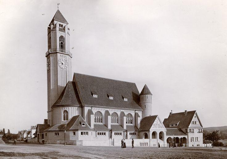 Bildergebnis für darmstadt paulusviertel 1901