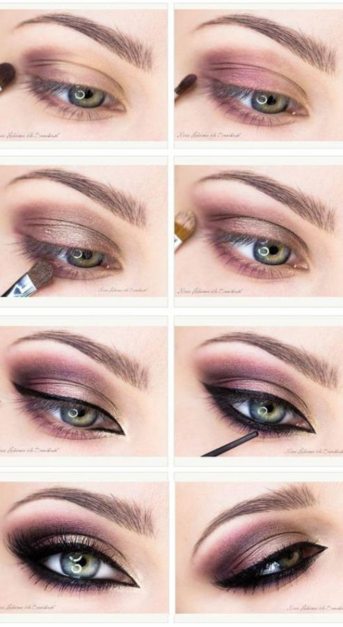 Beginners Eye Makeup: Best 25+ Beginner Makeup Ideas On Pinterest