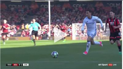 XALIL BLOG: Video:  Bournemouth 1-3   Chelsea FC  | Premier Le...