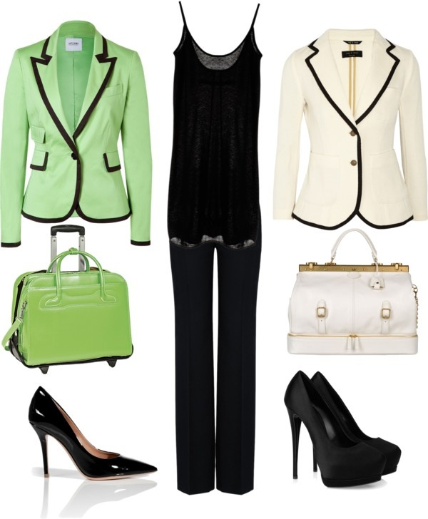 You can do so much with basic blacks, and then add ons like jackets, accessories and shoes #paralegal #legalsecretary #attorney
