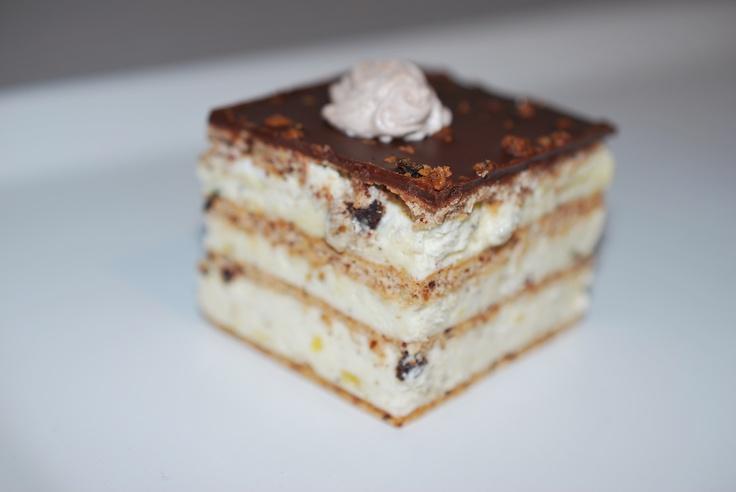 Bohem - Jadranka Pastries signature desert   www.jadrankapastries.com