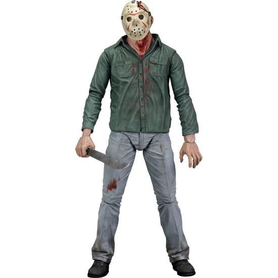 Friday The 13th Jason Voorhees Action Figur Part 3