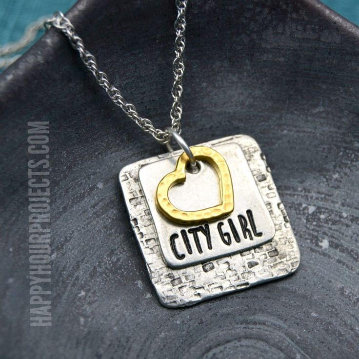 311 best 30 minute jewelry crafts images on pinterest jewelry give depth to hand stamped jewelry by adding textured elements to your design adrianne shows you how to easily texturize metal blanks solutioingenieria Images