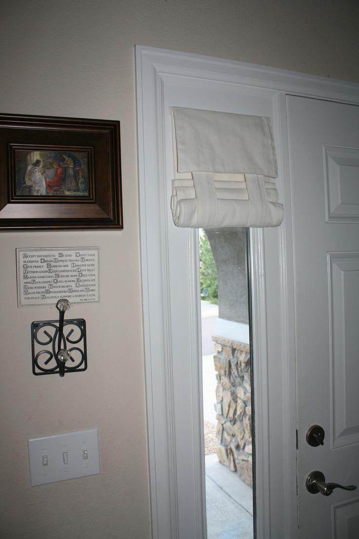 Best 25 Sidelight Curtains Ideas On Pinterest Front Door Curtains Door Curtains