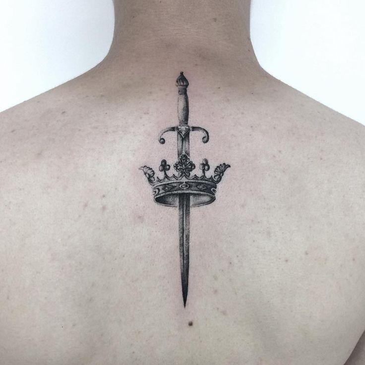 100+ Unique Crown Tattoo Designs & Meanings – Buy lehenga choli online