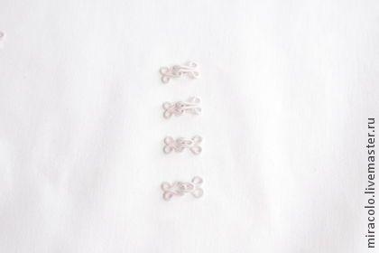 Крючки обтяжные , Ar-52869/1,6 - шелк,шелк натуральный,шелк из италии