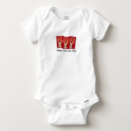 The 25 best chinese red envelope ideas on pinterest red chinese red envelope lucky corgi year of the dog baby onesie red gifts color style negle Gallery