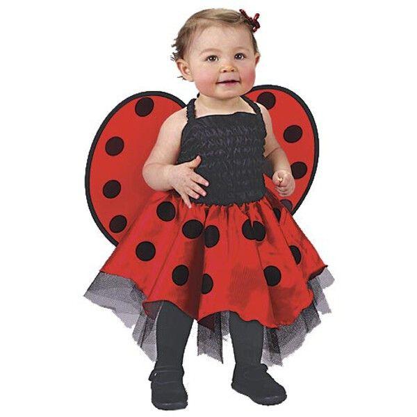 Toddler Cute Ladybug Costume