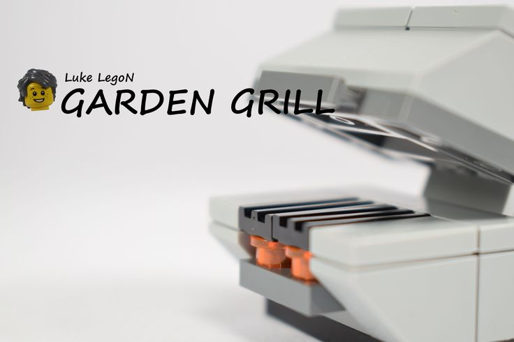 LEGO Garden Grill