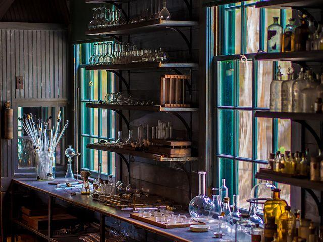 Wizard Workshop (Thomas Edison's Lab)