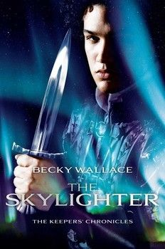 Cover Reveal: The Skylighter (The Keepers' Chronicles #2) by Becky Wallace -On sale March 22nd 2016 by Margaret K. McElderry Books