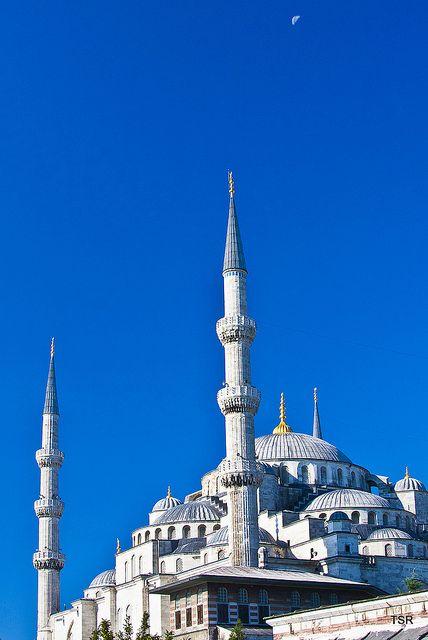 """Mi """"eis ten Polin"""" es la Mezquita Azul, las mazorcas de maíz paseando por Istiklal y el té de Corinne en el Bazar de las Especias."""
