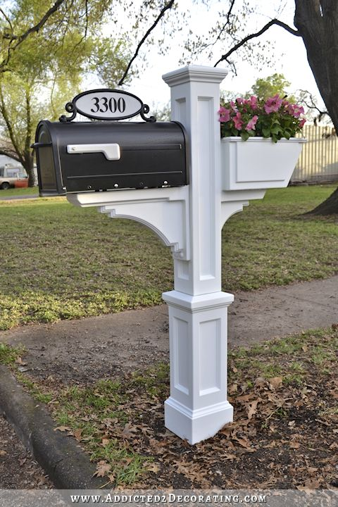 Sprucing Up The Exterior -- It All Starts With A New Mailbox